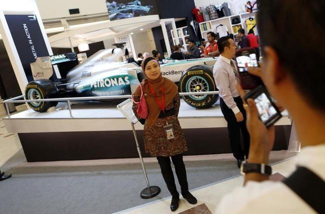 Malaysia Switch To Formula One Mode