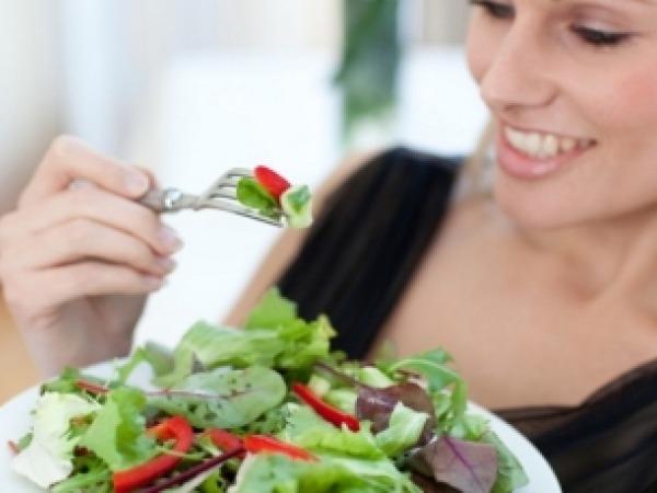 Healthy Fast Foods # 4: Pizza hut's Fresh Garden Salad