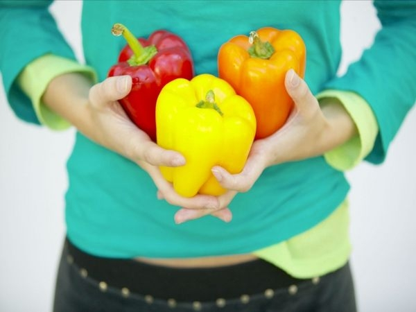 Foods to Live a Long Life : Bell peppers