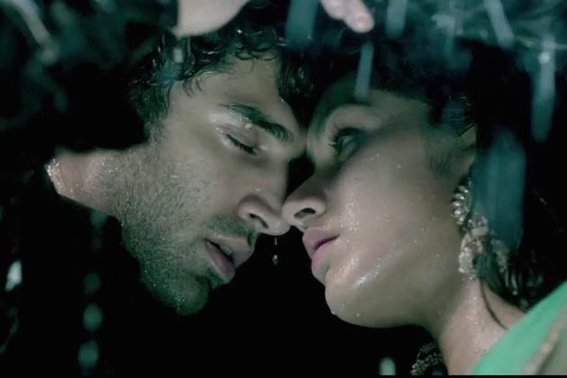 Aditya Roy Kapur, Shraddha Kapoor  Courtesy: UTV