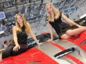 Girls at the 2013 Geneva Motor Show