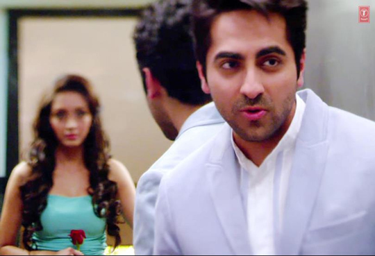 Pooja Salvi and Ayushmann Khurrana