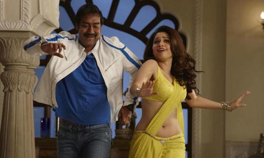 Ajay, Tamanna