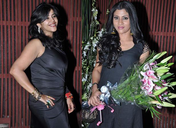 Ekta Kapoor, Konkona Sen Sharma