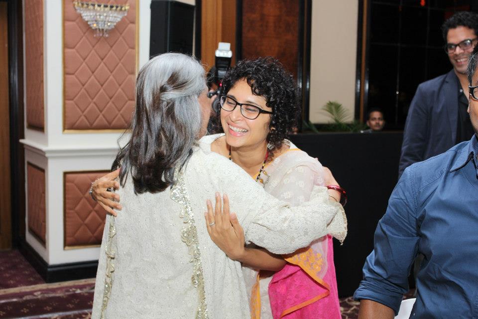 Jaya Bachchan, Kiran Rao