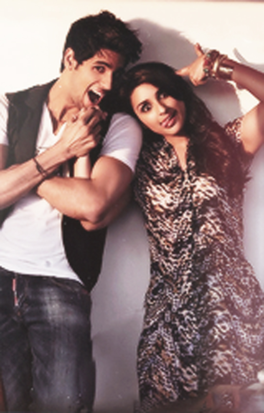 Parineeti Chopra and Sidharth Malhotra