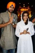 Jackky Bhagnani and Priya Anand
