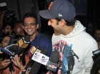 Abhishek Bachchan At Wassup Andheri