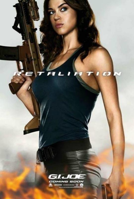 Adrianne Palicki as Lady Jaye