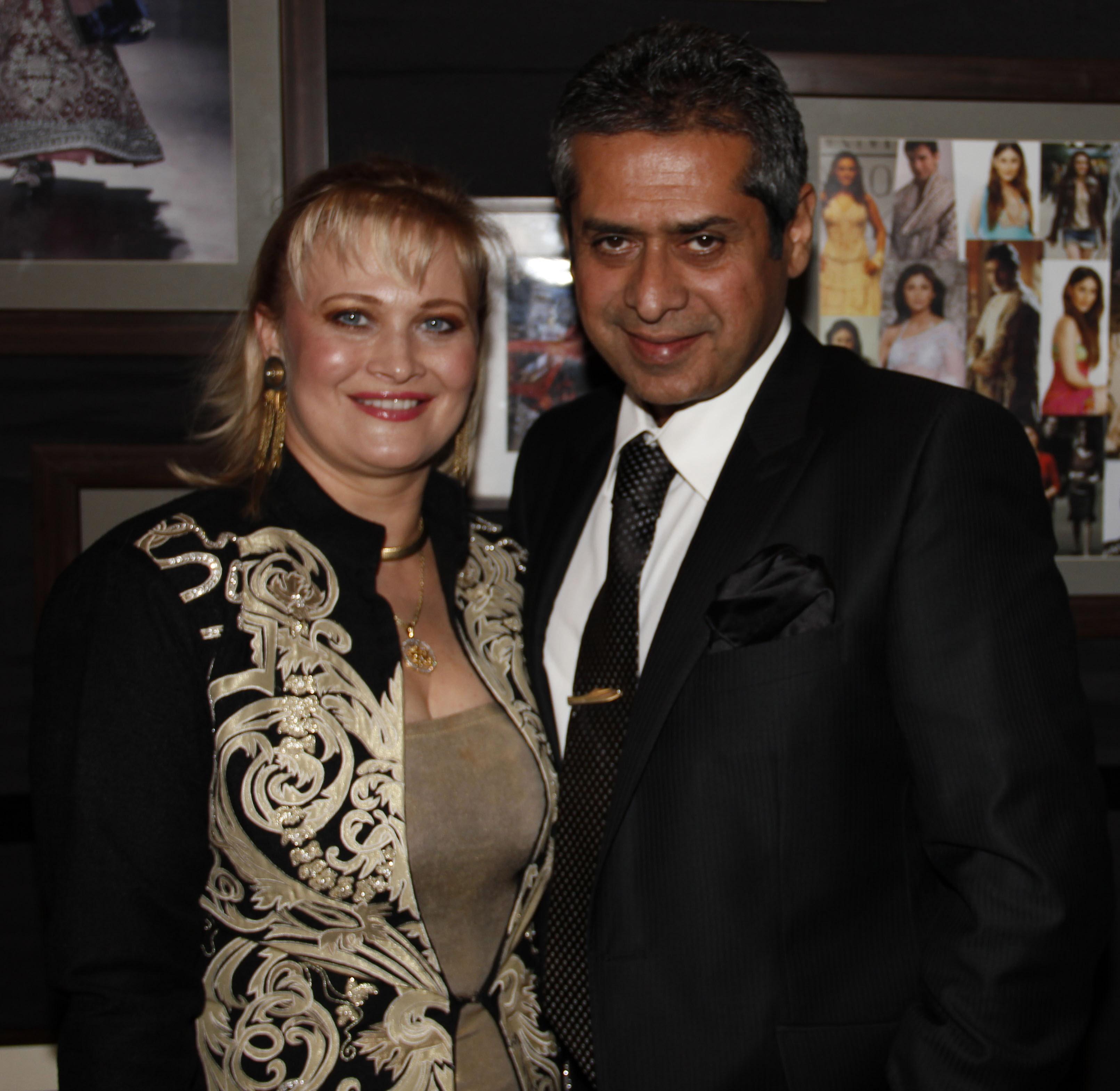Ala and Rajan Madhu