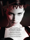 American actress Rooney Mara