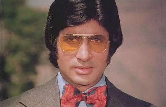 Amitabh Bachchan as Don