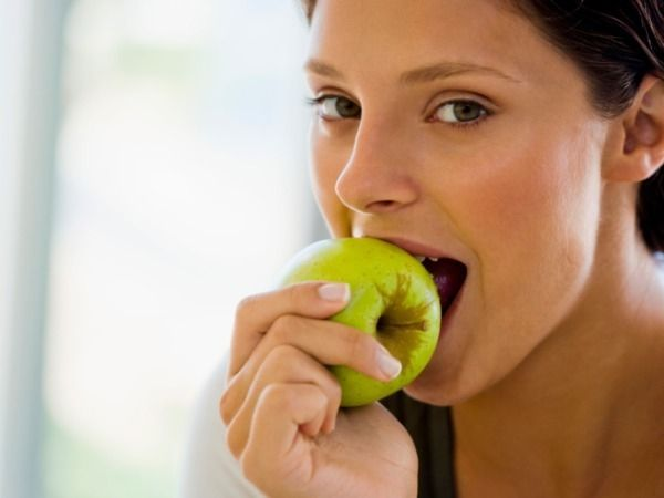 Foods to Live a Long Life : Apples