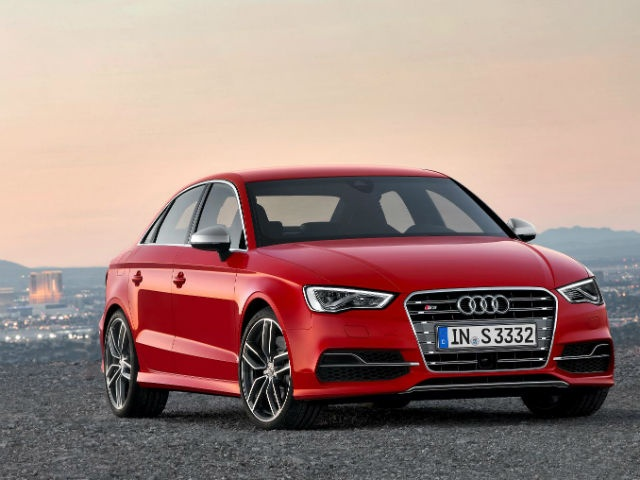 The first ever booted Audi A3 begins the brand's foray into the world's largest market segment – the compact saloon class. At the front, the bonnet contours, bumper and air intake design and the single frame grille have been redefined for the newcomer.