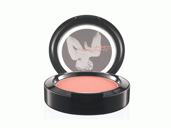 Powder Blush: The Perfect Cheek from the Marilyn Monroe Collection; M.A.C