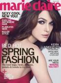 British actress/model Keira Knightley