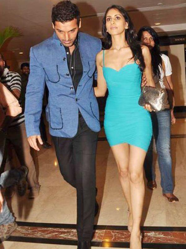 John Abraham & Priya Runchal