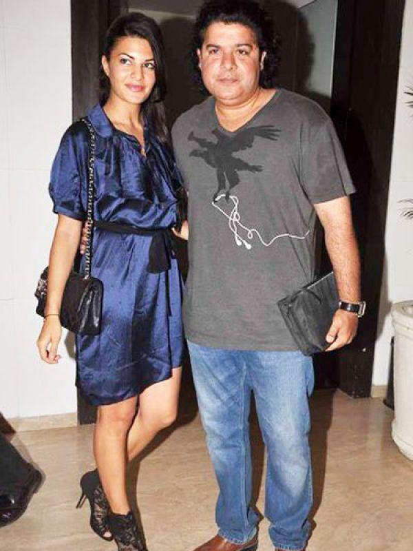 Sajid Khan & Jacqueline Fernandez: