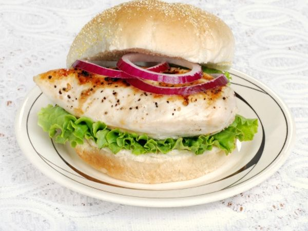 Cheese Burger - A big cheese burger has approximately has 175 mg of cholesterol. You might want to hold off fries and the shake, or better yet, order a plain burger instead.