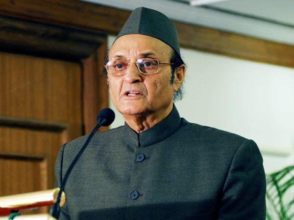 Dr Karan Singh, Maharaja of Kashmir