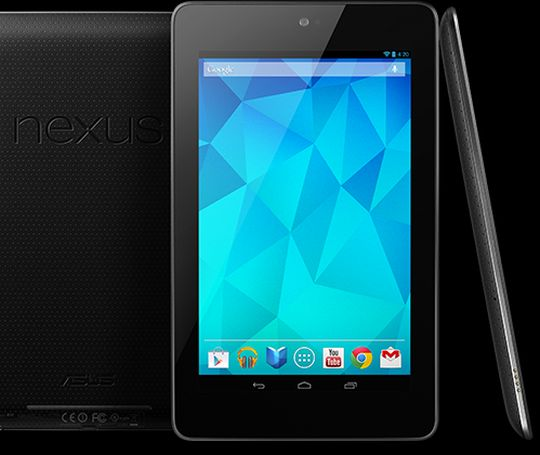 Google Nexus 7 runs on the latest Android Jelly Bean software. The tablet is a GSM-free tablet and supports calls only over Wi-Fi.