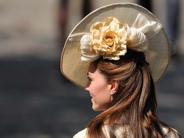 Kate Middleton Royal Hat