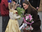 Kate Middleton Loves Kids!