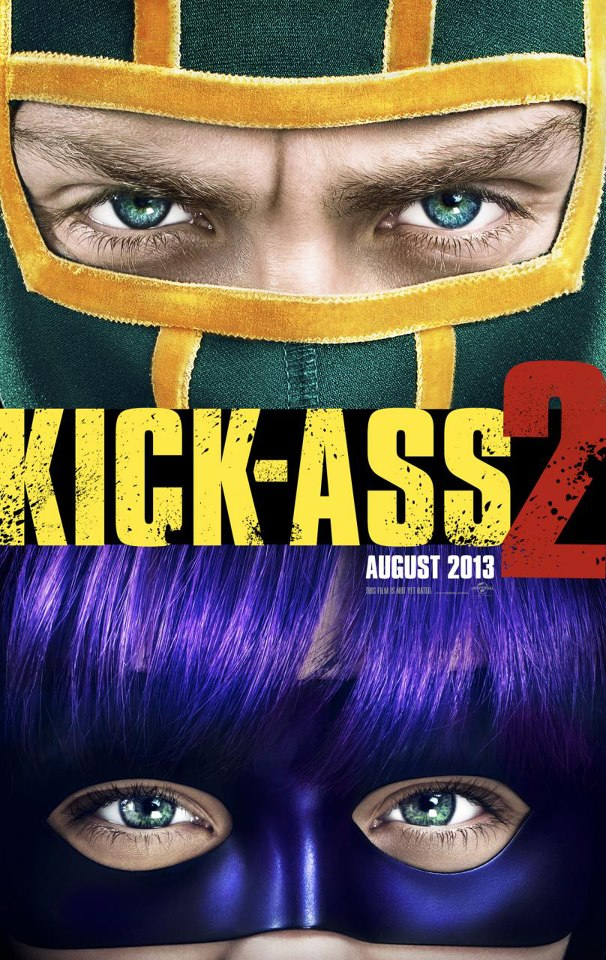 Kick-Ass 2 is an upcoming comedy based on the comic book of the same name and is a sequel to the 2010 film Kick-Ass. Aaron Taylor-Johnson, Chloë Grace Moretz and Christopher Mintz-Plasse reprise their roles from the first film. Directed by Jeff Wadlow, the film is scheduled to release on August 16, 2013.