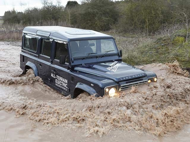 In typical, low speed off-road use it can last for up to eight hours before recharging.