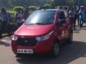 Mahindra e2o unveiled