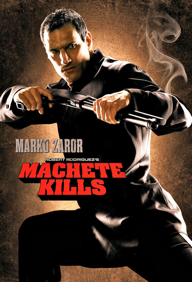 Marko Zaror as Zaror