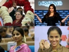 Most Popular Women in India in 2012