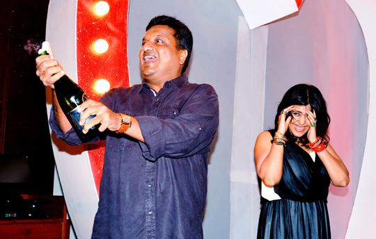 Sanjay Gupta, Ekta Kapoor