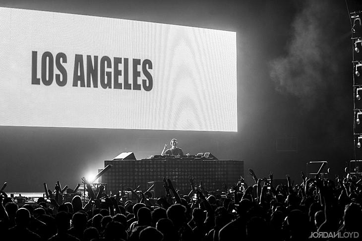 Tiesto In LA
