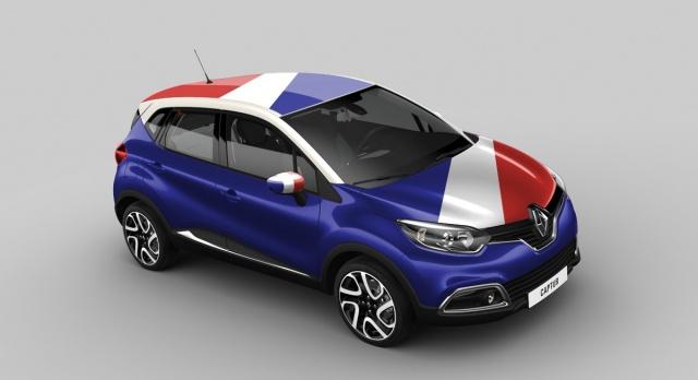 Renault Captur France version