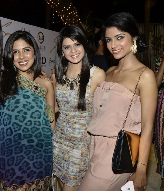 Raymon Seth, Rucha Gujrathi, Sayantani Ghose