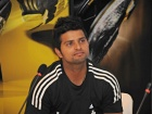 Suresh Raina at Adidas Energy Boost Launch