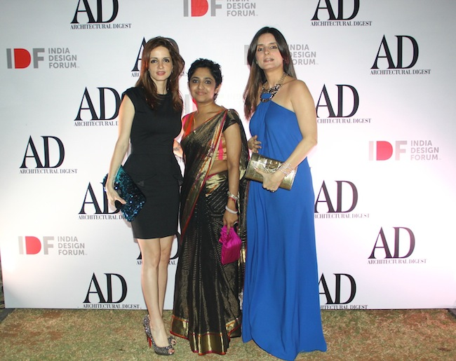 Architectural Digest (AD), celebrated its first anniversary at NPCA, Mumbai by hosting the opening party of India Design Forum (IDF). The event was attended by the hottest socialites of Mumbai.