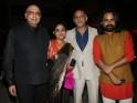 Tarun Tahiliani, Manju Sara Rajan, Alex Kuruvilla, Sabyasachi Mukherjee