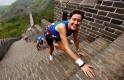 Great Wall Marathon, Tianjin Province, China