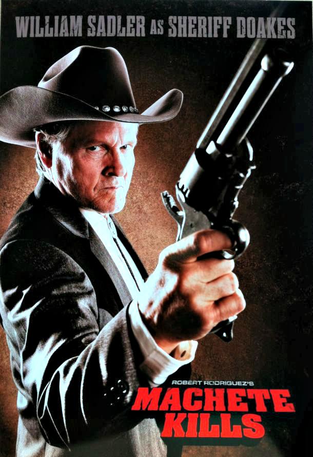 William Sadler as Sheriff Doakes