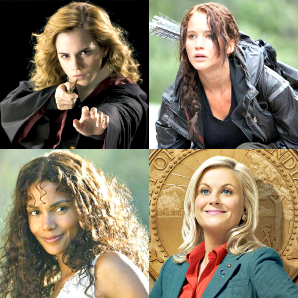 They might not exist in the real world, but their presence is felt across the globe, all the time. With International Women's Day round the corner, it's the best time to pay tribute to a few of the fictional female characters who have inspired us all. Take a look at some of them...