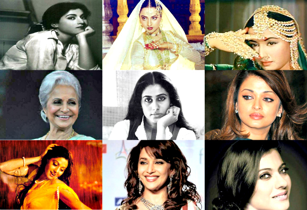Bollywood wouldn't have been where it is today if it wasn't for our fabulous leading ladies. Since the beginning of Hindi cinema, our actresses have played a major role despite the male actors hogging the limelight. Here's to 10 such iconic actresses of all time without whom this industry wouldn't have completed 100 years in style!