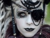 SCARY PICS: Goth Festival in Germany