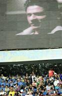 Shah Rukh Khan at Giant Screen