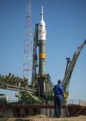 Soyuz TMA-05M spaceship