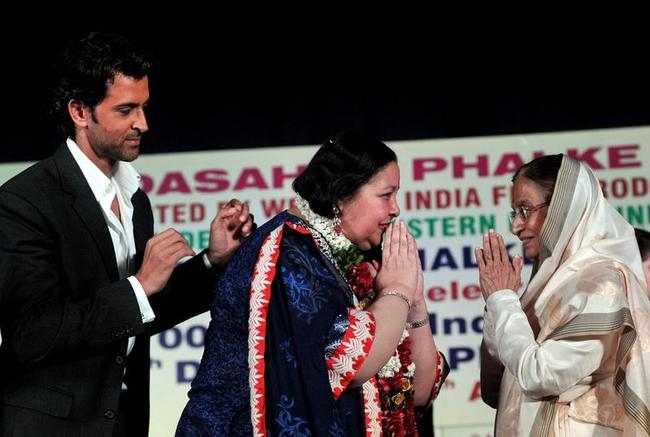 Bollywood at Dadasaheb Phalke awards