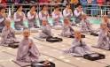 Cute Kids Become Buddhist Monks