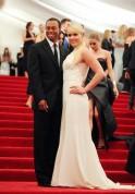 Tiger Woods and Lindsey Vonn
