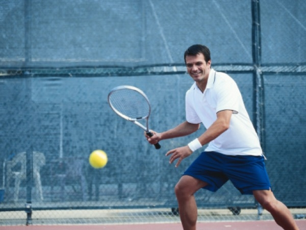 Summer Slimming Workout # 7: Tennis